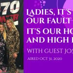 josie natori radio show appearance