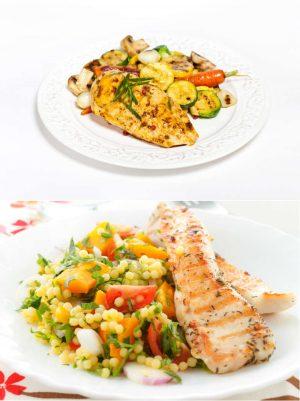 skinny line diet meals