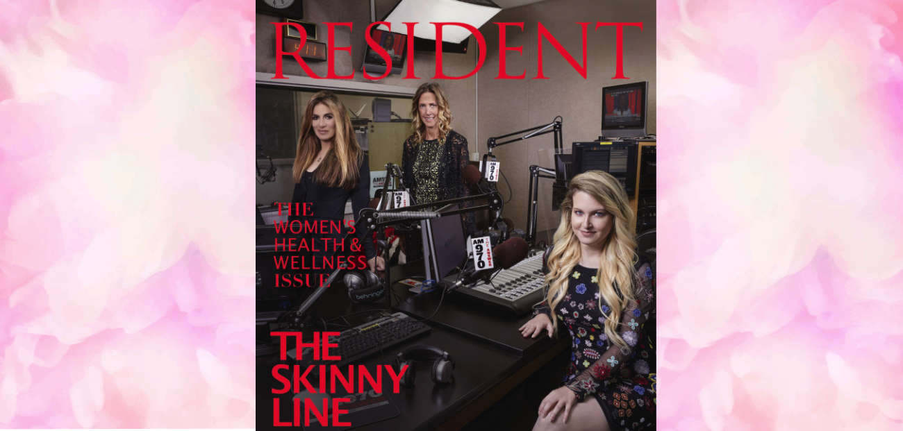 resident magazine feature