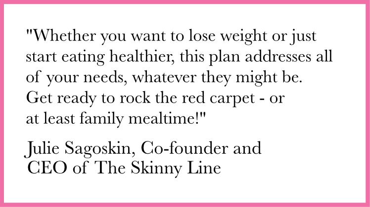 julie sagoskin the skinny line